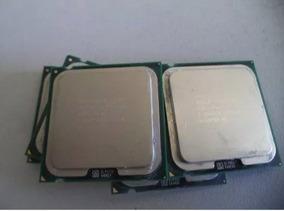 Processador Intel Core 2 Duo E8400 Lote C/ 5 Un.
