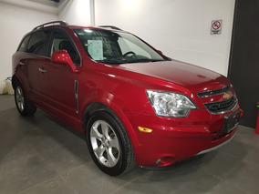 Chevrolet Captiva 3.0 Lt Piel At 2014