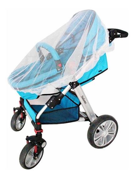 Mosquiteiro Para Bebê Conforto Carrinho Berço Moisés