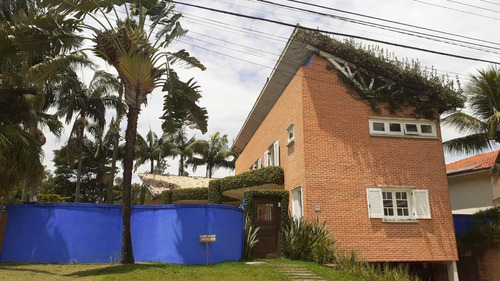 Casa Em Condomínio Para Venda Em Santana De Parnaíba, Alphaville, 4 Dormitórios, 2 Suítes, 2 Banheiros, 4 Vagas - Ri2500_2-1155987