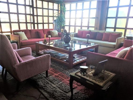 Amplia Casa Con 5 Bodegas Y Oficinas En San Miguel Ajusco