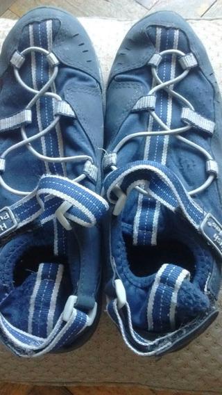 Zapatillas Hush Puppies Sin Cordones Nº 35