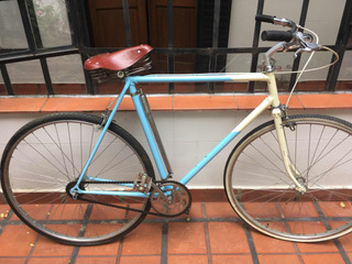 Bicicleta De Paseo Vintage / Rodado 28
