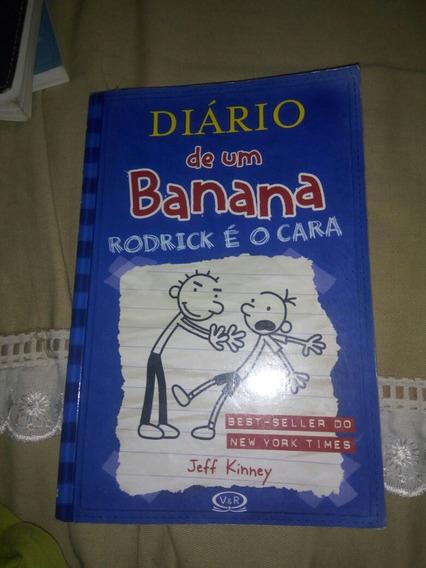 Diário De Um Banana-vol.2-rodrick É O Cara