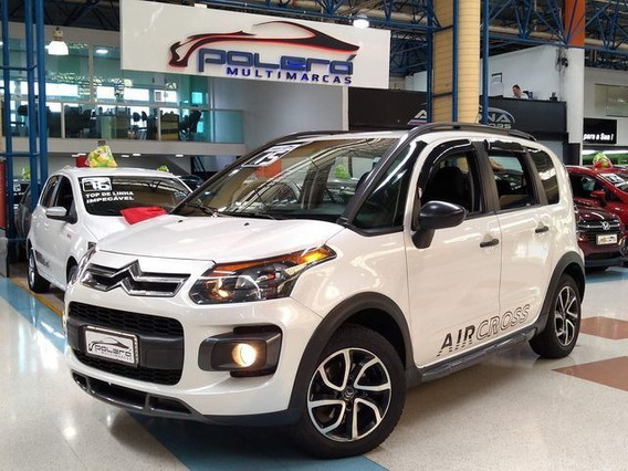 Citroën Aircross Tendance 1.6 Flex Manual 2015 Completa!