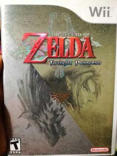The Legend Of Zelda Twilight Princess Para Nintendo Wii