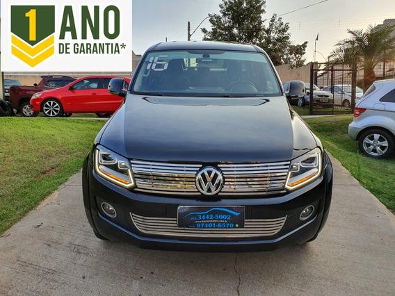 Volkswagen Amarok 2.0 Highline Cab. Dupla 4x4 4p 2016