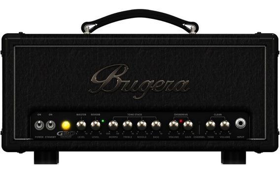 Bugera G20 Infinium Cabeçote Head De Guitarra Valvulado 20w