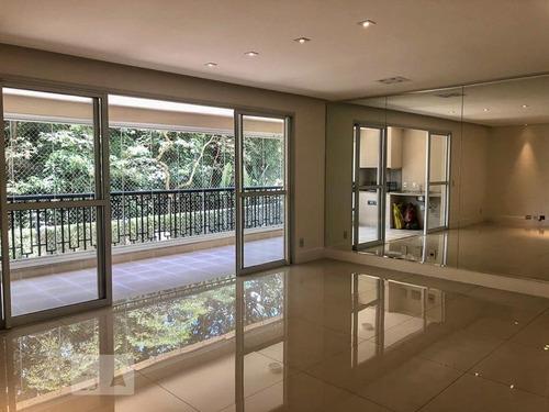 Apartamento À Venda - Santo Amaro, 4 Quartos,  147 - S893131670