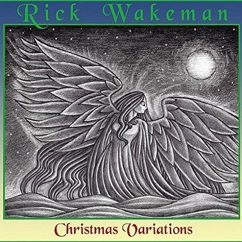 Rick Wakeman Christmas Variations Cd Uk Import