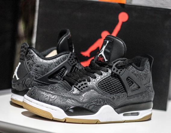 Jordan 4 Black Gum - Pronta Entrega/nf