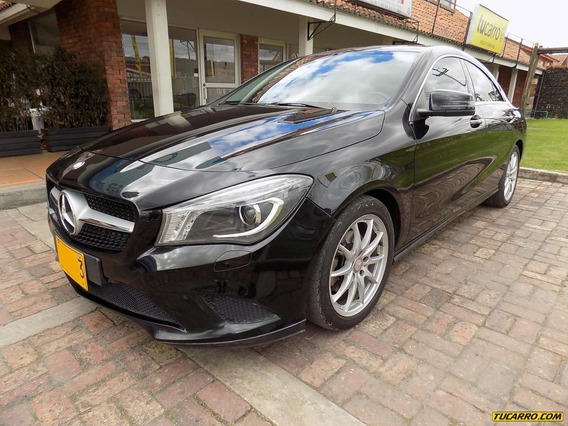 Mercedes Benz Clase Cla Limited 1.6cc T At Aa