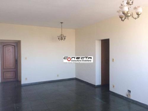 Imagem 1 de 19 de Apartamento Residencial À Venda, Bonfim, Campinas - Ap0287. - Ap0287