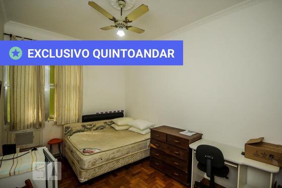 Studio No 4º Andar Mobiliado Com 1 Dormitório - Id: 892947688 - 247688