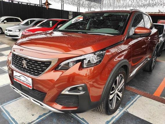 Peugeot 3008 1.6 Thp Griffe (aut) Gasolina Automático