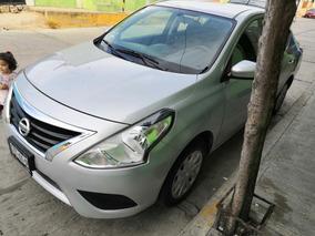 Nissan Versa 1.6 Sense L4 Man At 2015