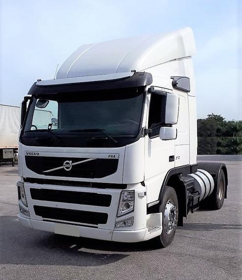 Volvo Fm 370 4x2 2011 Troca Por Baú 30 Palets 2011 Ou + Novo