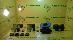 Coxins De Motor E Câmbio + Batentes+peças Fusca 1200/1300