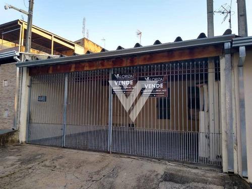 Imagem 1 de 6 de Casa Com 2 Dormitórios À Venda, 75 M² Por R$ 195.000,00 - Jardim Montevidéo - Sorocaba/sp - Ca1099