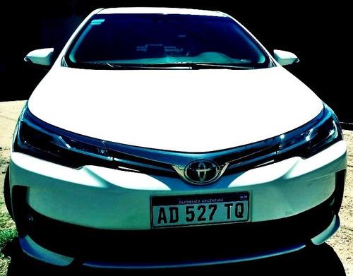 Permuto Toyota Corolla Seg Cvt Por Camioneta