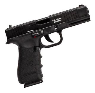 Pistola Co2 De Pressão Rossi W119 Semi-metal 4.5mm Esferas