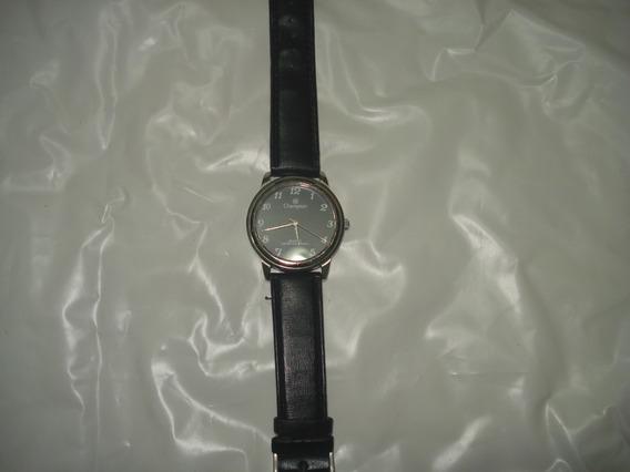 Relógio Champion Quartz Water 50m Resist Original Usado