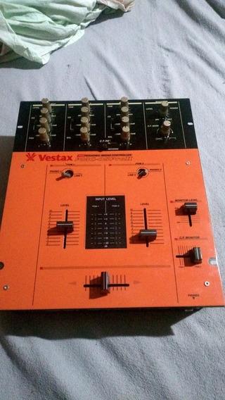 Mixer Vestax Pmc 05 Pro Ll Com Innofade Incluso