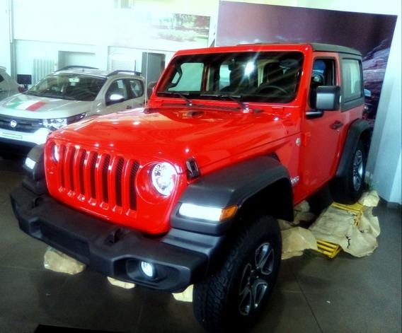Jeep Wrangler Sport Jl At