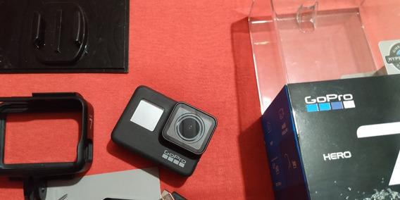 Câmera Gopro Hero 7 Black + Cartão 64 Gb