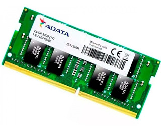 Memoria Ram Para Portatil 4gb Adata Ddr4 2400 O 2666 Mhz