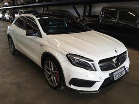 Mercedes-benz Classe Gla 2.0 Amg 4matic ( Sem Sinistro )pequ