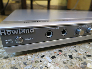 Reproductor Dvd Howland Hl-d918 (sin Control Remoto)