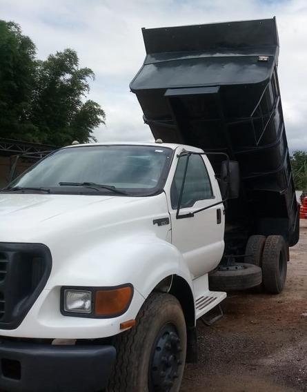 Ford 14000 Reduzido / Caçamba