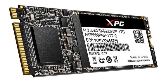 Ssd Adata Xpg Sx6000pnp Pro M.2 De 1tb