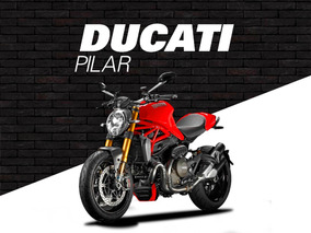 Ducati Monster 1200 S 0km 2017 Nuevo Motos Italianas Pilar