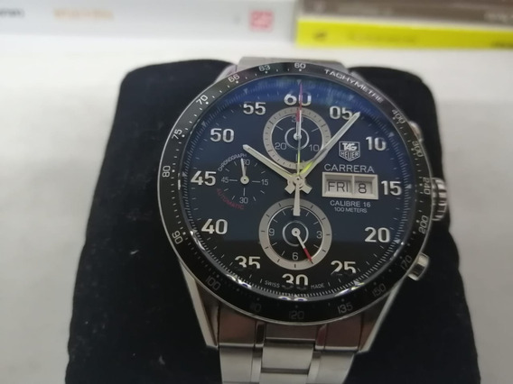 Reloj Tag Heuer Carrera Automático Calibre 16