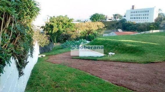 Terreno Residencial À Venda, Jardim Conceição (sousas), Campinas. - Te0484
