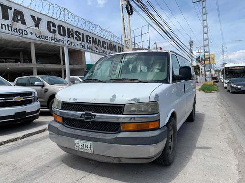 Imagen 1 de 11 de Chevrolet Express 4.3 Passenger Van Paq D 8 Pas V6 Mt