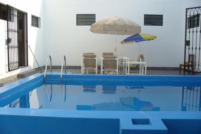 Alquilo Casa De Playa Frente Al Mar En Punta Negra