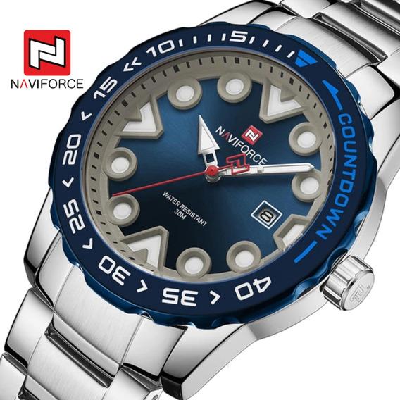 Relógio Masculino Naviforce 9178 Original