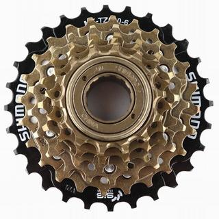 Piñon De Bicicleta Shimano Cs - Mf-tz 500 ( 6 Velocidades)