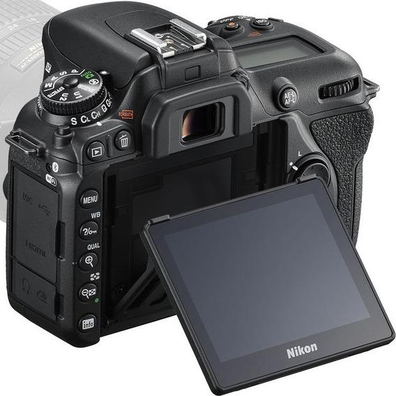 Camera Nikkon 7500 Kit Af-s 18-140 Vr
