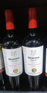 Vinho Uruguaio Montes Toscanini Cabernet (reserva Familiar)