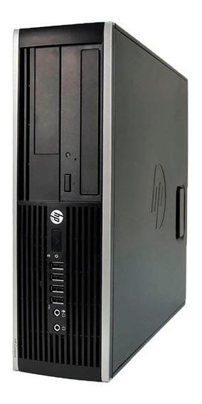 Pc Hp Compaq 8200 Intel I5 8gb Hd 500gb Wi-fi