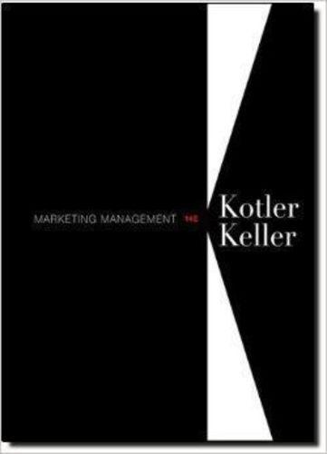 Livro Marketing Management Kloter Keller