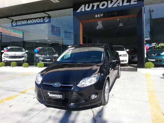 Ford Focus Sedan 2.0 16v(aut.) 4p