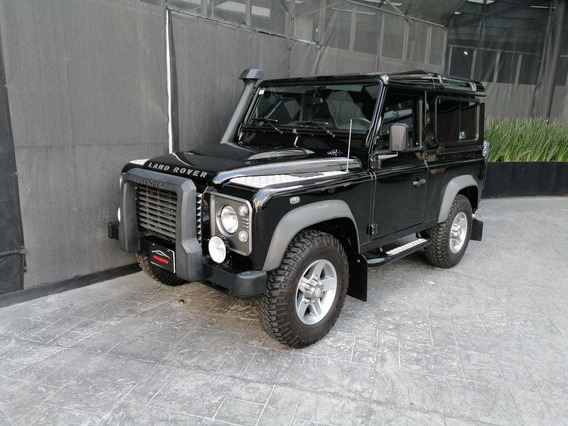 Land Rover Defender 90 2012 Negro