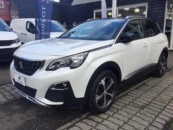 Peugeot 3008 Allure Bluehdi Automático 1.6 2018