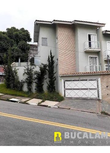 Imagem 1 de 15 de Sobrado Para Venda No Parque Assunção - 4318-pg