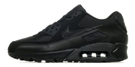 Zapatos Nike Airmax 90 Two Gris Azul Damas Y Caballeros